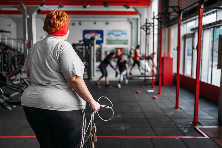 otyłość choroba