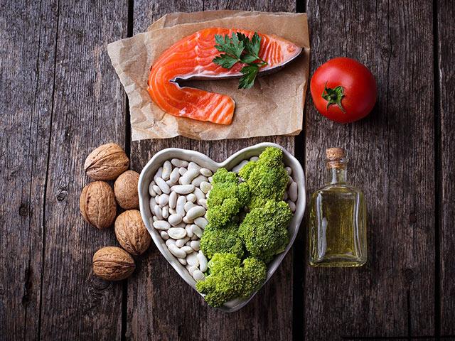 dieta a cholesterol